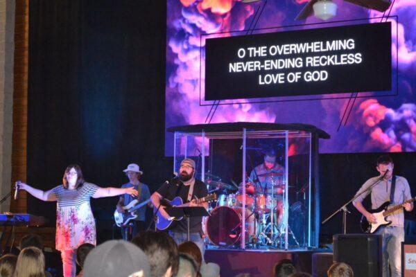 worship christian summer camp