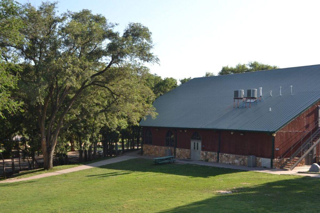 retreats in texas
